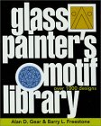 Glass Painter's Motif Library : Over 1000 Designs